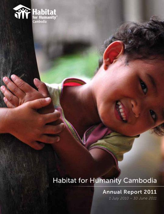 HFH Cambodia Annual Report 2010 – 2011