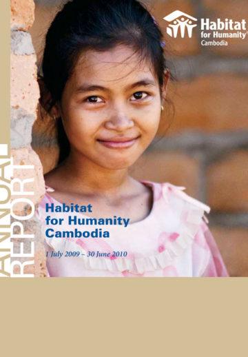 HFH Cambodia Annual Report 2009 – 2010