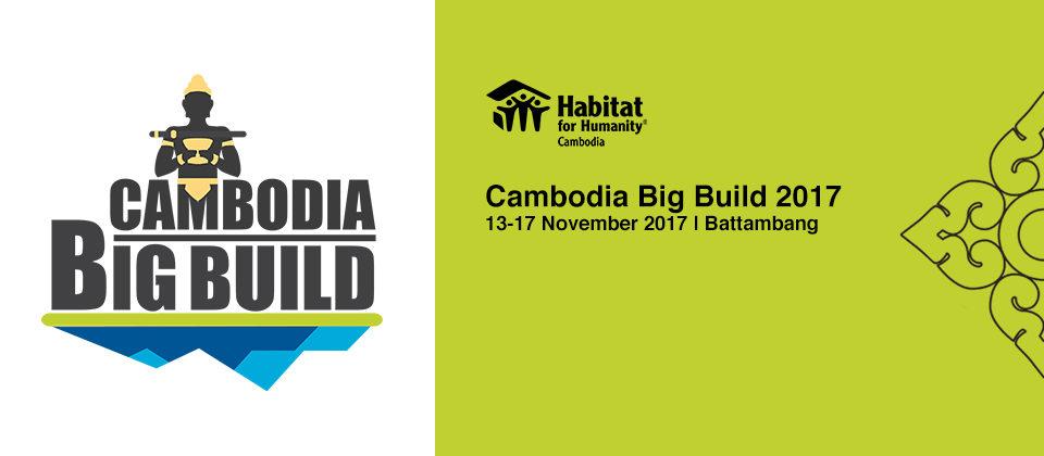 Cambodia Big Build 2017