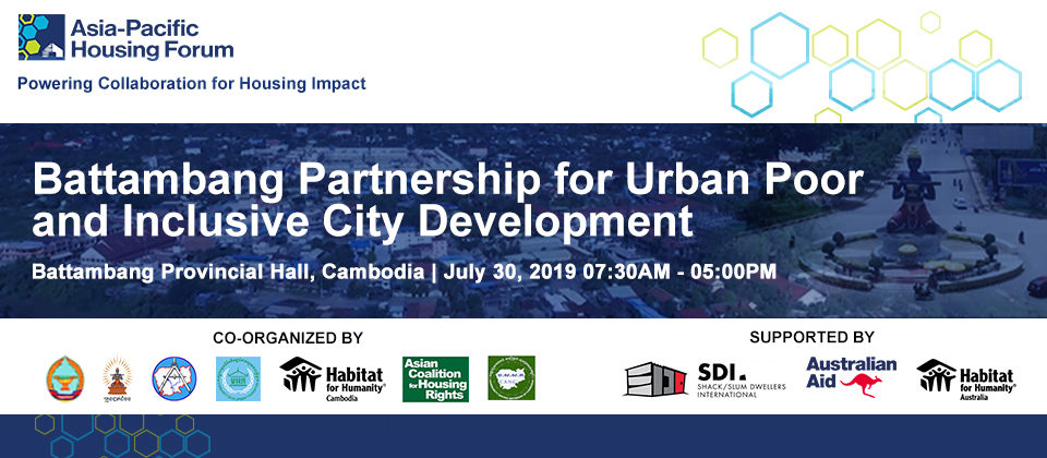 Battambang Partnership For Urban Poor And Inclusive City Development